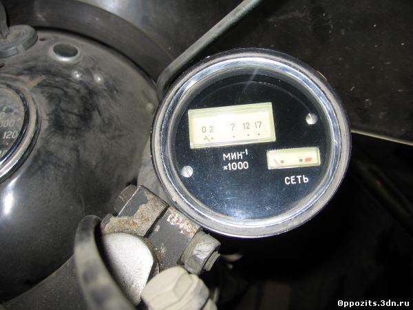 Измеритель количества топлива в баке